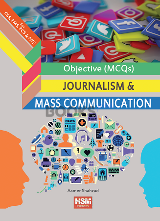 Objective MCQs Journalism & Mass Communications HSM