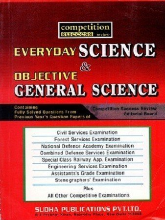 Everyday Science & Objective General Science Sudha Publications
