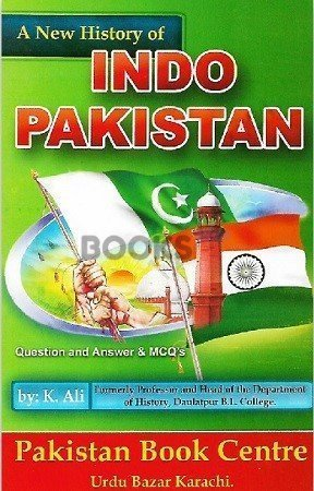 A New History of Indo Pakistan Pakistan Book Centre