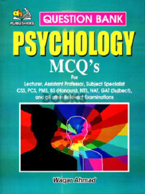 Psychology MCQs AH Publishers