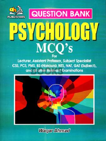 Psychology MCQs AH Publishers