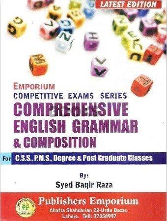 English Grammar & Composition Emporium