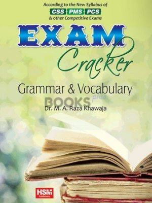 Exam Cracker English Grammar And Vocabulary HSM