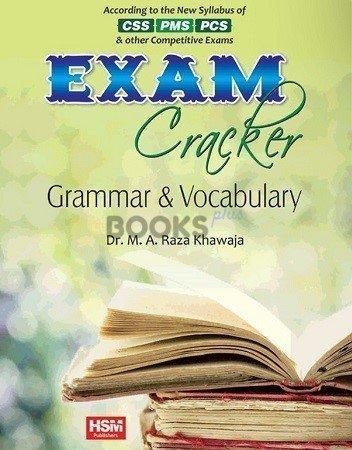 Exam Cracker English Grammar And Vocabulary HSM