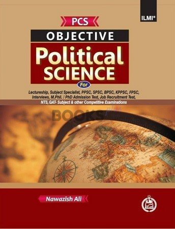 PCS Objective Political Science Ilmi
