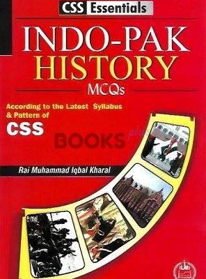 CSS Essentials Indo-Pak History MCQs Ilmi