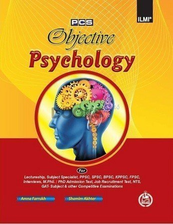 Objective Psychology For PCS Ilmi