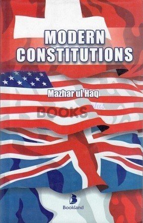 Modern Constitutions Bookland