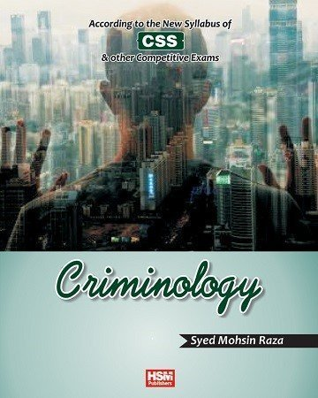 Criminology For CSS HSM