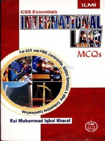 CSS Essentials International Law MCQs Ilmi