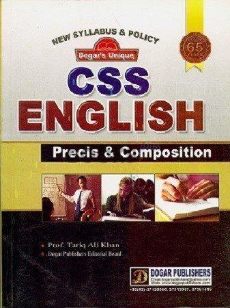 CSS English Precis & Composition Dogar