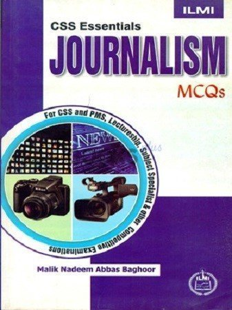 CSS Essentials Journalism MCQs Ilmi