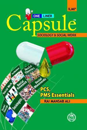 One Liner Capsule Sociology and Social Work Ilmi