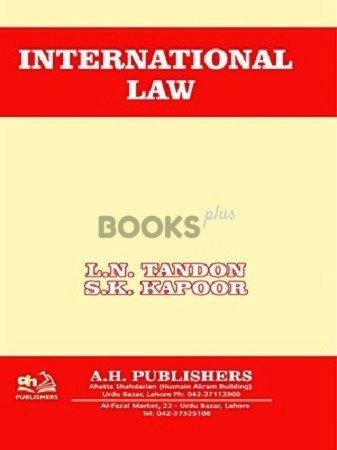 International Law AH Publishers