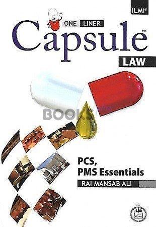 One Liner Capsule Law Ilmi