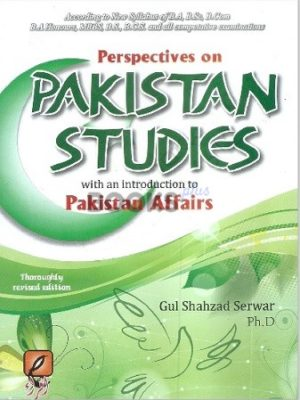 Pakistan Studies with An Introduction to Pakistan Affairs Iqra