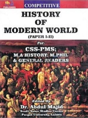 History of Modern World Paper 1 & 2 AH Publishers