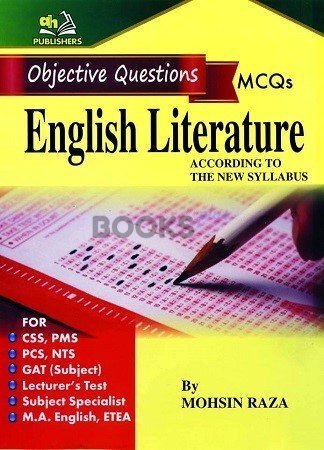 English Literature MCQ's Objective Questions AH Publishers