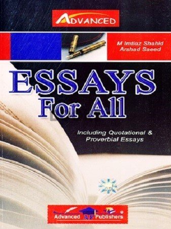 Essays for All Advanced Publishers