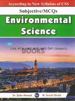 Environmental Science for CSS PMS PCS Bhatti Sons