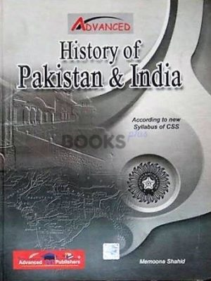 History of Pakistan and India Advanced Publishers