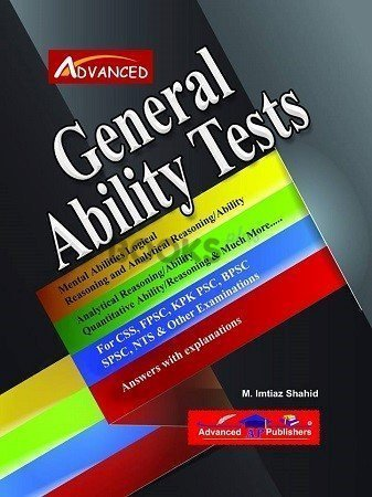 General Ability Tests Advanced Publishers