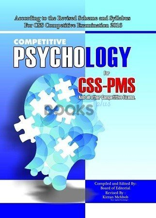 Competitive Psychology for CSS PMS