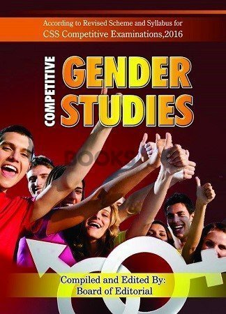 Competitive Gender Studies for CSS AH Publishers