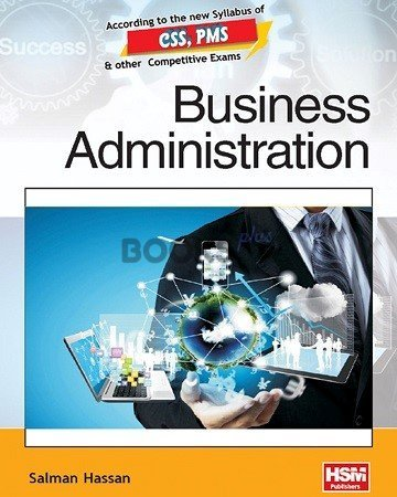 Business Administration for CSS HSM