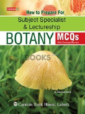 Subject Specialist & Lectureship Botany MCQs Caravan