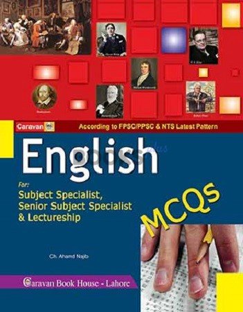 Lectureship Subject Specialist English MCQs Caravan