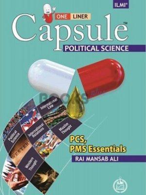 One Liner Capsule Political Science Ilmi