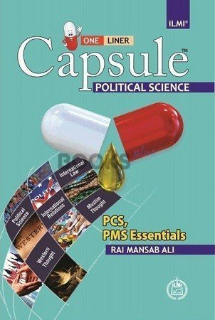One Liner Capsule Political Science Ilmi