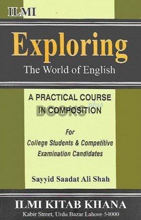 Exploring The World of English Ilmi