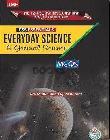 CSS Essentials Everyday Science & General Science Ilmi