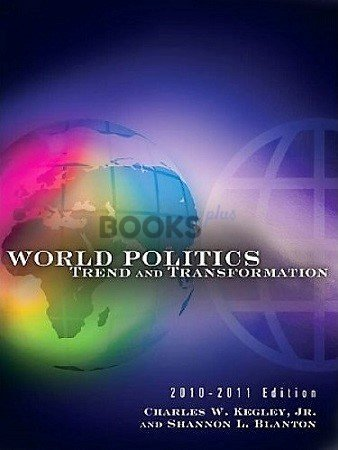 World Politics Trend & Transformation 2010-11