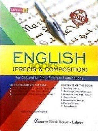 English Precis and Composition Caravan