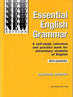 Essential English Grammar 2nd Edition