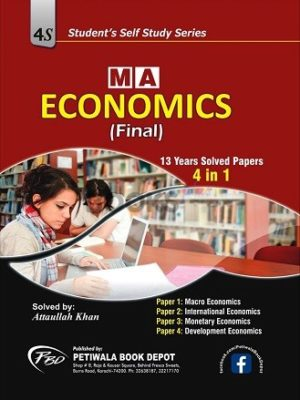 M A Economics Final 13 years Solved Papers