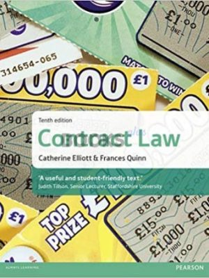 Contract Law 10 Edition by Catherine Elliot Pearson