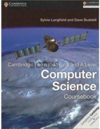 Cambridge International AS & A Level Computer Science Coursebook
