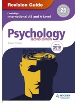 Cambridge International AS & A Level Psychology Revision Guide 2nd Edition David Clarke