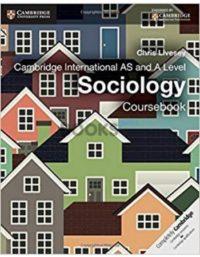Cambridge International AS & A Level Sociology Coursebook chris Livesey