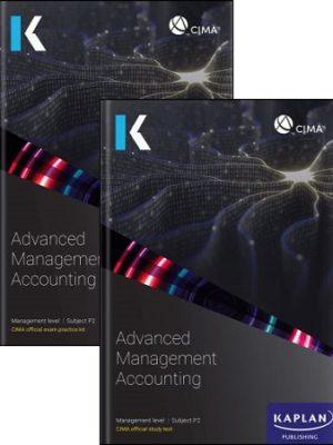 CIMA P2 Exam Kit Study Text 2019