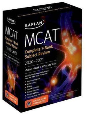 Kaplan MCAT 2020 2021