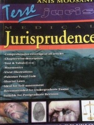 Terse Medical Jurisprudence 8th Edition