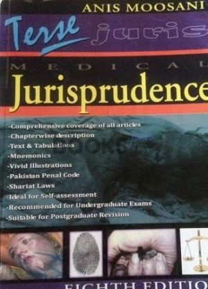 Terse Medical Jurisprudence 8th Edition