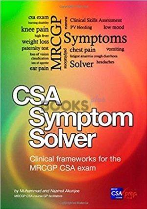 CSA Symptom Solver MRCGP CSA Book