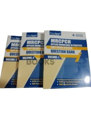 Pastest MRCPCH Question Bank 3 Volume Set