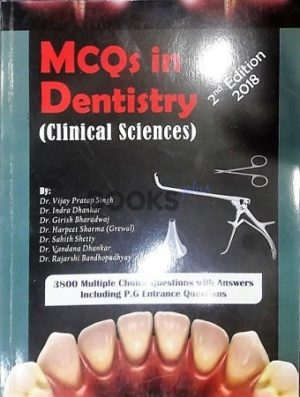 MCQs in Dentistry Clinical Sciences